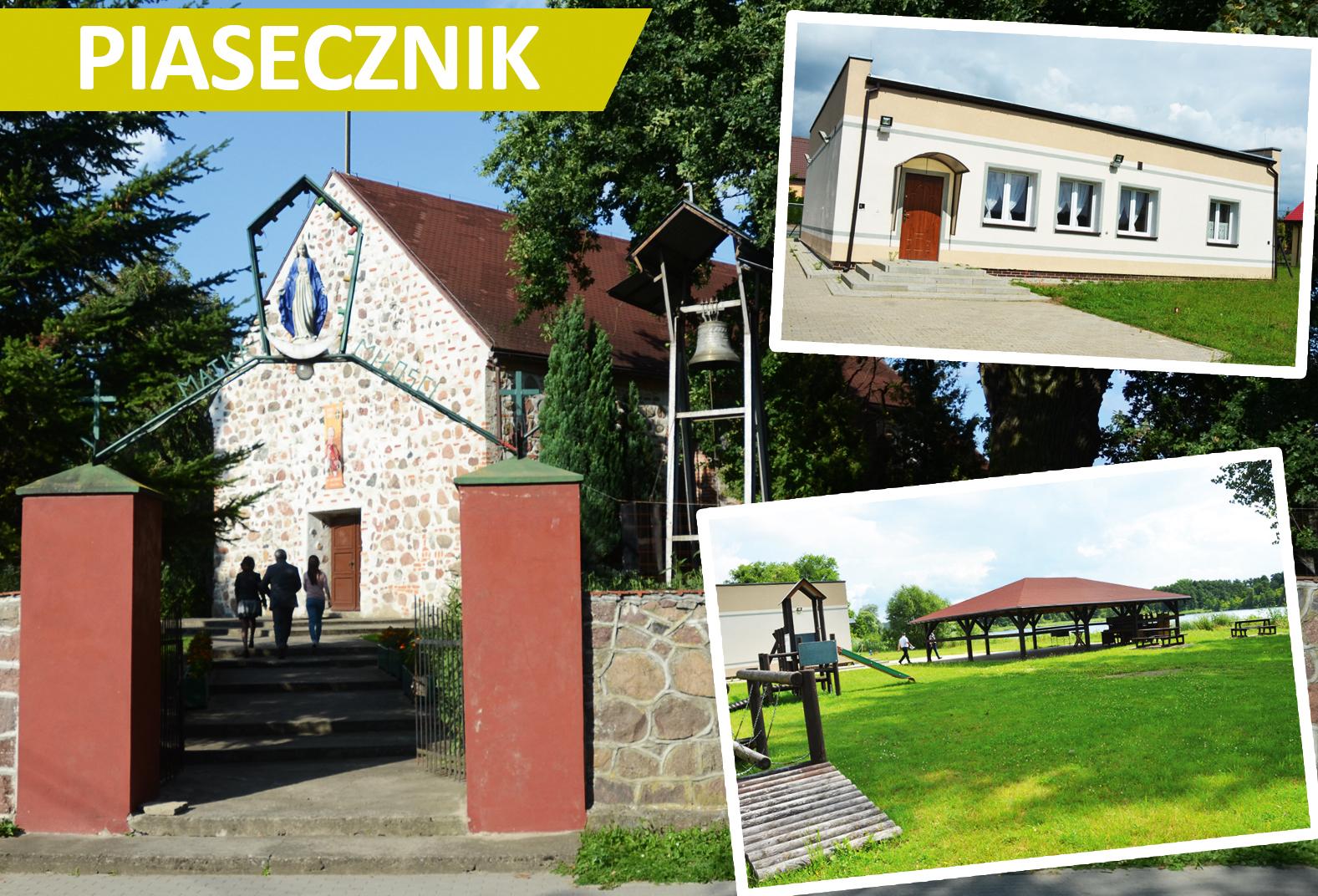 kościół w Piaseczniku