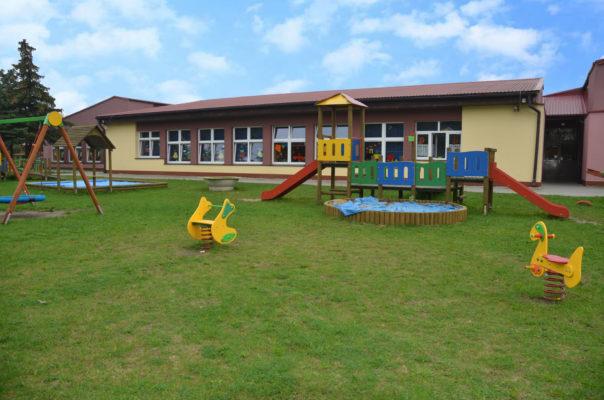 budynek przedszkola nr 5 w Choszcznie