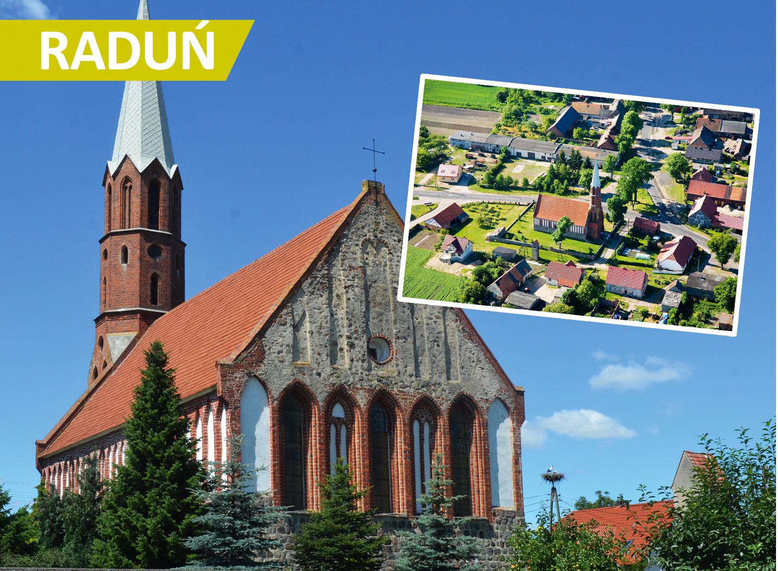 wieś Radaczewwo