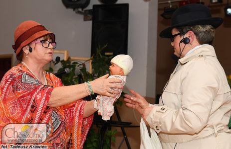 kabaret z okazji Dnia Kobiet w Sulinie