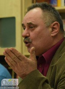 sołtys Suliszewa Jerzy Garbicz