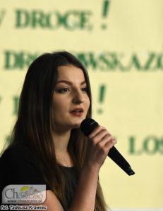 absolwentka ZS nr 2 w Choszcznie