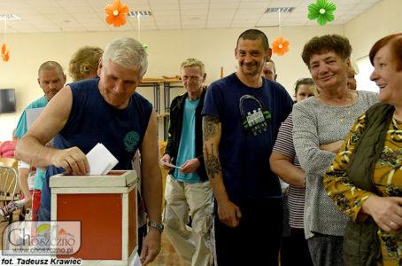 wybory sołeckie w Stradzewie