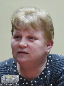 sołtys Witoszyna Lucyna Pakuła