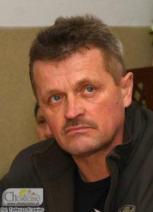 sołtys Radaczewa Andrzej Szysz