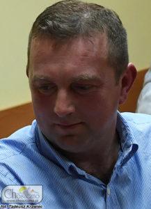sołtys Koplina Krzysztof Mularczyk