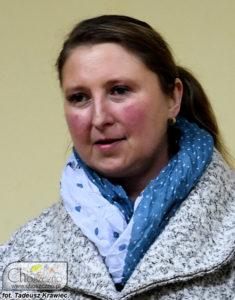 sołtys Sławęcina Anna Solarz