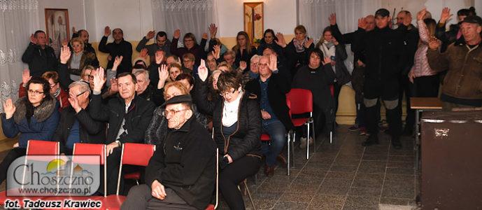 wybory sołęckie w Gleźnie