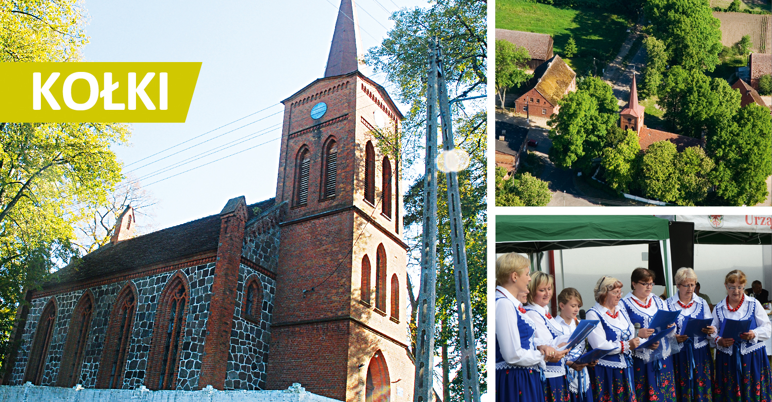 kościół w Kołkach